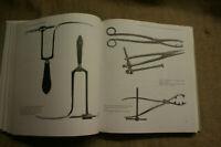 Kulturgeschichte alte medizinische Instrumente, Chirurgie, Arztbesteck Heilkunde
