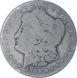 1886-O Morgan Dollar Charles Coin Collection *542