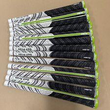 13x-Golf-Pride-MCC-Align-Green-Cross-White-Midsize-Golf-Grips-Set