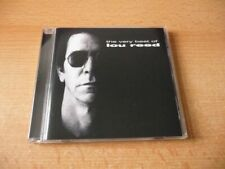 CD The Very Best of Lou Reed - 18 Songs