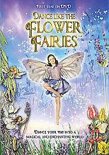 Dance Like The Flower Fairies (DVD, 2009)