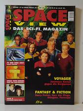 1/2001 Space View acts x Star Trek Enterprise Star Wars Voyager (sv34)
