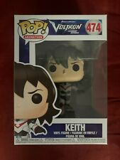 Voltron Keith Pop! Vinyl