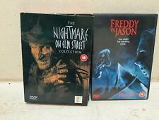 The Nightmare On Elm Street Collection (Five Disc Box Set) Freddy Vs Jason
