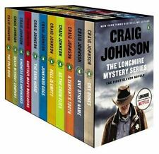 The Longmire Mystery Series Boxed Set Volumes 1-11: The First Eleven Novels by C