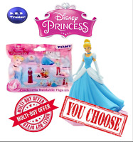 TOMY Disney Princess Cinderella Figures *PICK YOUR OWN* Blind Bags MULTI BUY