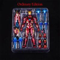 Avengers Infinity War Iron Man Mk50 Model Action Figure S.H.Figures MARK50 Toy