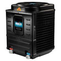 Puri Tech Quiet Heat 141,000BTU Swimming Pool Heat Pump with Savings Optimizer
