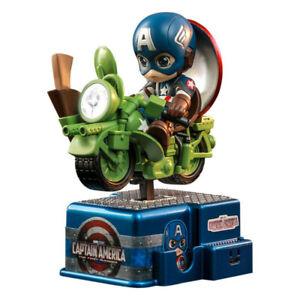 Marvel Comics figurine sonore et lumineuse CosRider Captain America 15 cm 605580