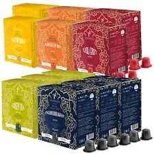 120 compatibles Nespresso Thé Pod Sélection Pack - 5 parfums (pas de café)