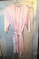 New Womens Parisian Intimates  Robe 3/4 Sleeve Pink Size XXL