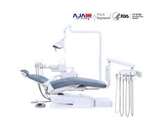 Ajax Dental Chair AJ15 Classic201, for left handed dentist, left&right swappable