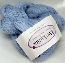 The Alpaca Yarn Company Mariquita Ice Blue Single Skein