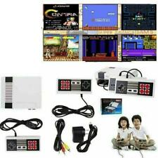 Retro Classic Video Game System with Over 620 Built-In Games  Console AV Cable