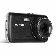 UL-TECH 4 inch Reversing Camera Dash Camera - Black
