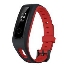Huawei Honor Band 4 Running Version Sport Smartwatch & Tracker - Schwarz/Rot