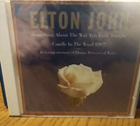 Elton John Candle in the Wind Single CD Princess Diana 1997 NEW Factory Sealed
