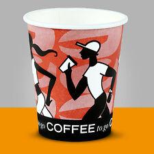 50 Pappbecher 200ml Grabbers / Kaffeebecher / Coffee to go / To-Go 0,2l Einweg