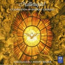 Various Composers : Hallelujah! (Walker, Cantillation) CD (2007) ***NEW***