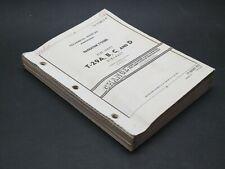 """1957-74 Convair T-29 """"Flying Classroom"""" 266pg Nav Systems Maintenance Manual"""