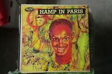 LIONEL HAMPTON - HAMP IN PARIS LP 1955