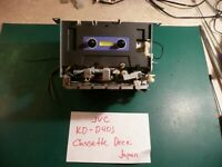 JVC KD-D40J Cassette Deck Replacement Parts Cassette Mechanism