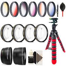 52mm Top Professional Lens & Tripod Kit for Nikon D5300 D5200 D5100 D5000 D7000