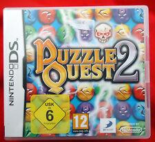 Puzzle Quest 2-Nintendo DS/DSi/3 DS/2 DS - 2010