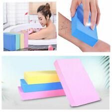 Adult Kids Soft Exfoliating Body Skin Bath Shower Brush Scrubber Sponge Pad Sy