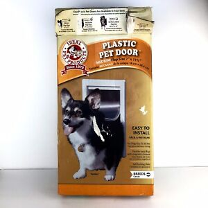 Ideal Pet Products Replacement Sliding Door and Frame only Medium NO FLAP 7 x 11