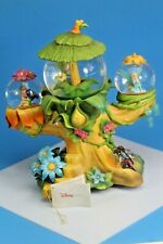 """Disney Store Tinker Bell Fairyland Musical Snow Globes. Plays """"You Can Fly""""."""