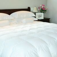 NEW All Seasons Goose Feather 2 in 1 Duvet 4.5+9.0TOG *All SIZES*