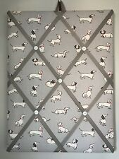 Hand Made Fabric Notice Board In Cath Kidston Fabric