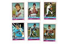 1976 Topps Baseball - 19-card Minnesota Twins lot - Set Break!