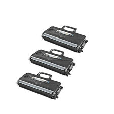 3PK BLACK HY Toner Cartridge for Brother TN360 TN-360 DCP-7040 DCP-7030 DCP-7045