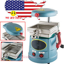 USA 1-5 DAYS Dental Lab Vacuum Forming Molding Machine Former Heat Thermoforming