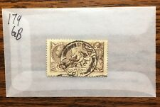 Great Britain Half Crown 2/6 Stamp Used