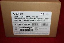 GENUINE CANON USB DEVICE PORT-E4 5594B004 IR ADVANCE C3320 C3320I C3325I C3330I