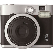 Fujifilm Instax Mini 90 Neo Classic Camera Black Instant Camera