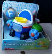 Puddle Jump Glide & Go Airplane NEW IN PACKAGE Toddler Toy NIP Target Exclusive