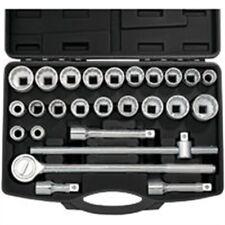 3/4' Square Drive 26 Piece Socket Set - Draper 48329 34 34indr 26pce