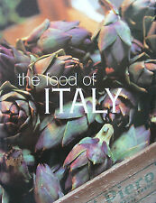 Cookbooks from Italy