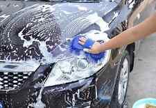 Microfiber CheMicrofiber Chenille Auto Car Vehicle Care Washing Brush Sponge Pad