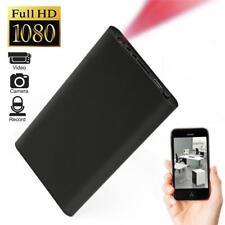 Mini WIFI 1080P HD SPY Hidden IP Camera Power Bank Wireless Video Recorder H2