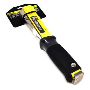 STANLEY® HAMMER TACKER HEAVY DUTY COMPACT UPHOLSTERY NAILER CARPET INSULATION