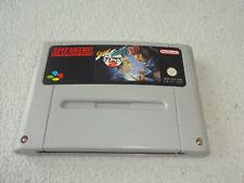 Street Fighter 2 Alpha SNES Super Nintendo Spiel nur das Modul