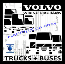 buy workshop manuals minibus bus coach manuals literature ebay rh ebay co uk  volvo bus b7 b9 b12 wiring diagram