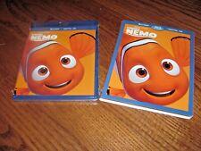 Finding Nemo; Disney Pixar (Blu-ray/Digital Hd, 2-Disc Set) New + I Ship Faster