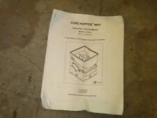 cube hopper arcade redemption manual
