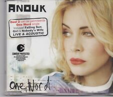 Anouk-One Word cd 2  cd maxi single